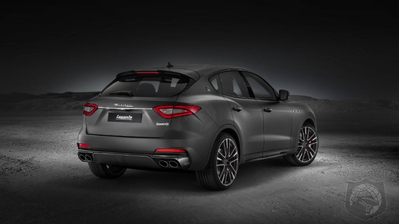 Maserati Seeks To Reboot Levante SUV With A 700HP Variant