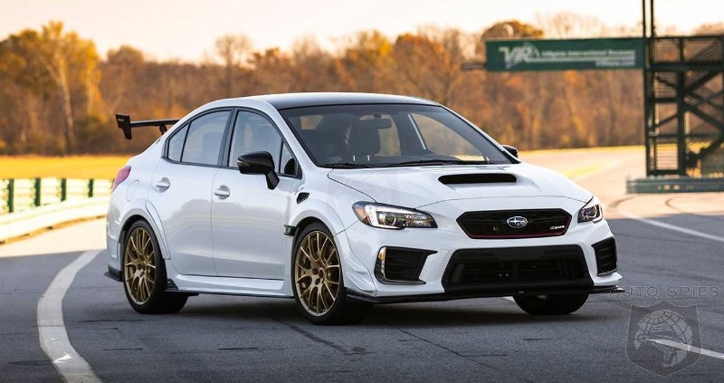 At $65,000 The 2019 Subaru WRX STi S209 Is Commanding AMG Like Pricing