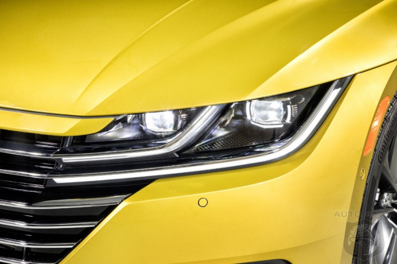 #CAS2018: Impressed Or Depressed? Volkswagen Officially Unwraps The Flagship 2019 Arteon Sedan