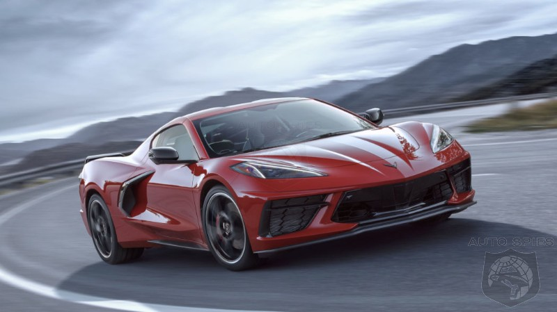 Fast Enough? Engineers Notes Reveal Base 2020 Corvette Cuts The Quarter Mile In 11.3 Seconds