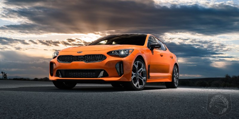 Kia Has No Clue On The Future Of The Stinger