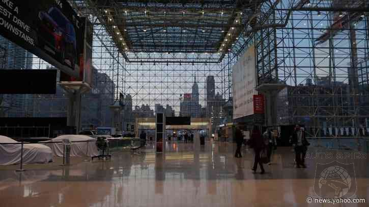 Organizers Cancel The 2020 New York International Auto Show