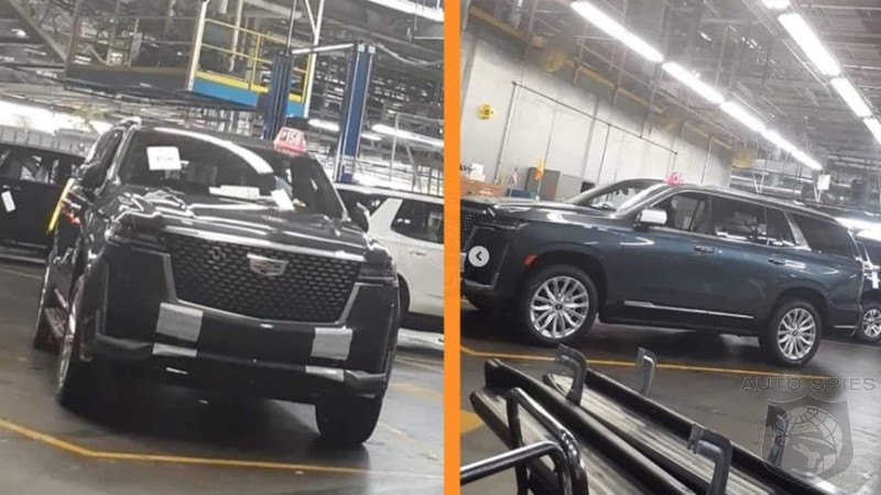 Did The 2021 Cadillac Escalade ALREADY Leak Out On Instagram?