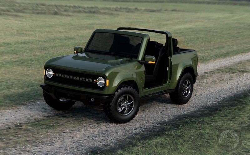 EXTREME Measures: 2021 Bronco To Get The Hennessey Performance Treatment