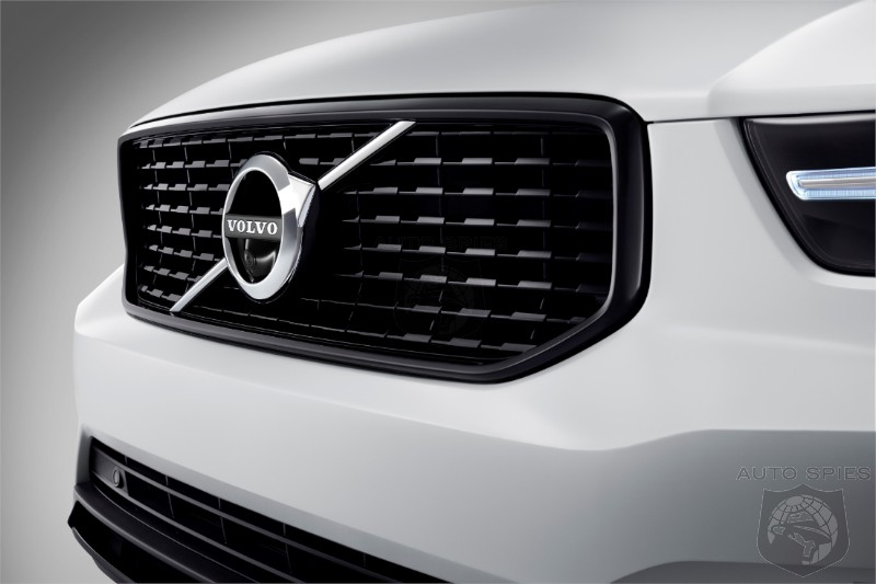 Who Needs To Worry? Volvo Targets The Premium Cute Utes With The New XC40 Small Crossover