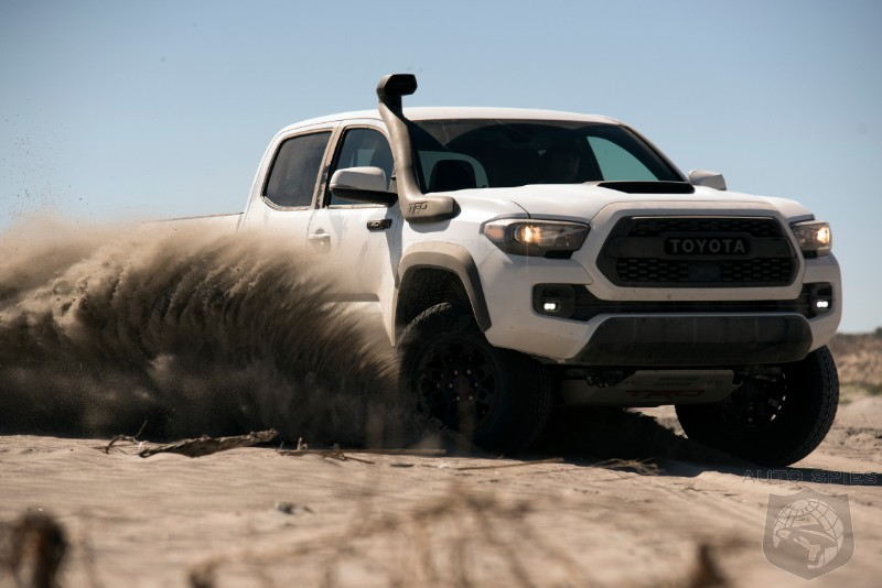 #CAS2018: Toyota Goes Pro With TRD Tundra, Tacoma And 4Runner Performance Trucks