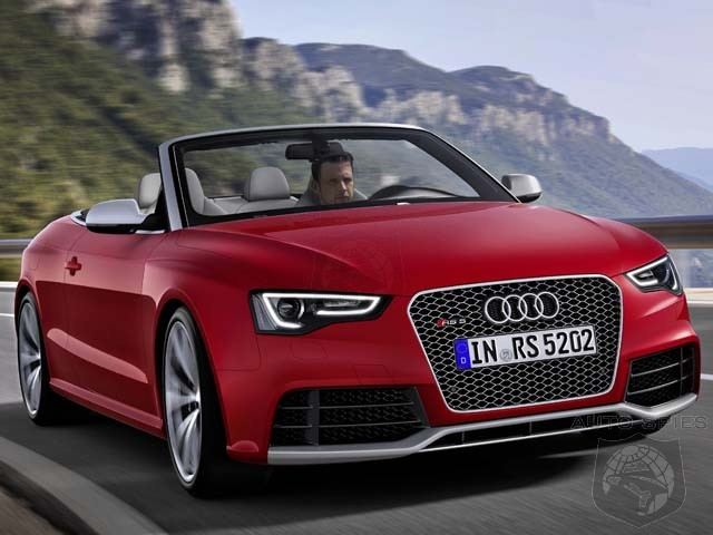 Audi Planning To Obliterate BMWs M Series With New RS Models - Audi a series models