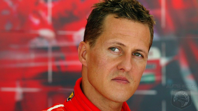 Two Years After Ski Accident F1 Great Michael Schumacher Still Can't Stand Or Walk