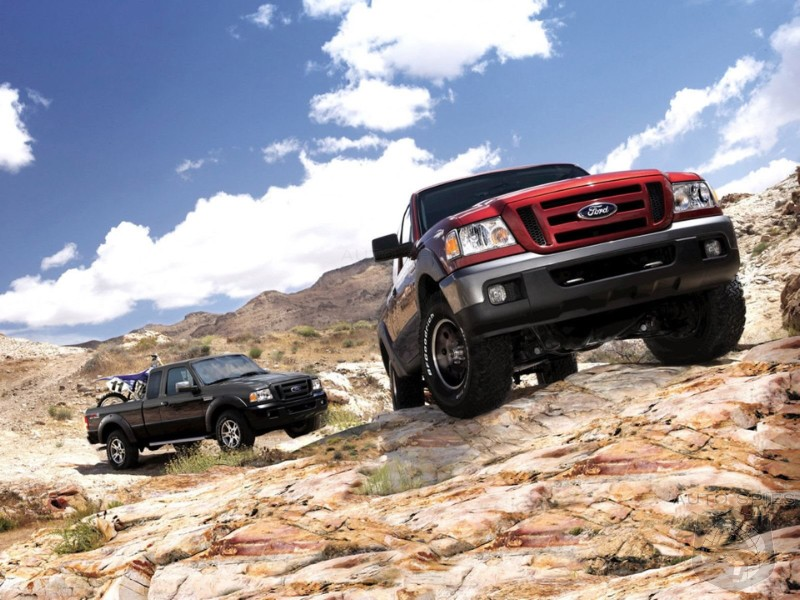 Ford Tells 2006 Ranger Owners To Park Their Trucks NOW And Call The Dealership