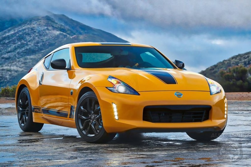 Another Year With No Real Change - How Long Can Nissan Sit On The Fence With The Z Car?
