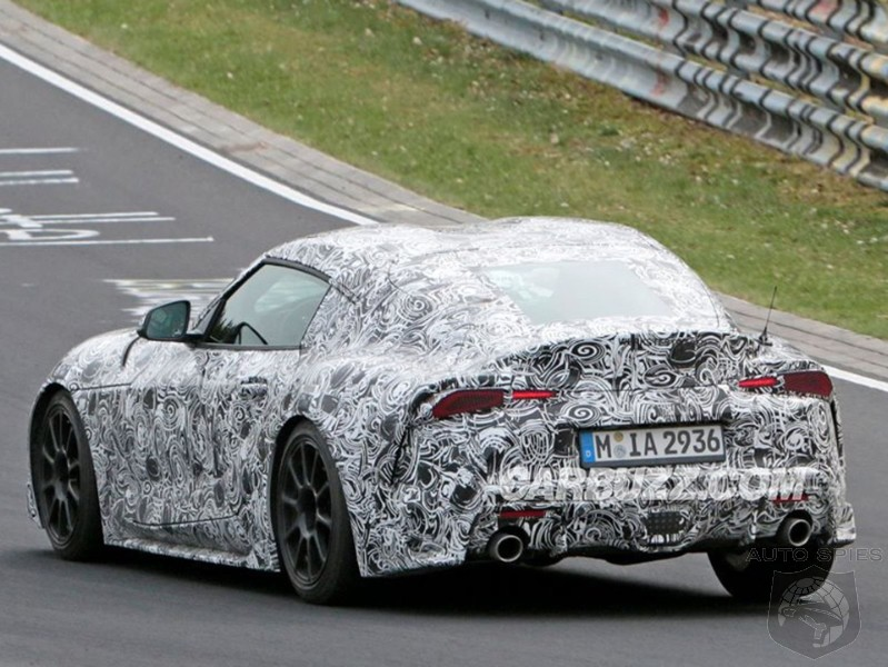 Supra Spied In Final Stages Of Testing - Will It Live Up To The Lofty Expectations?
