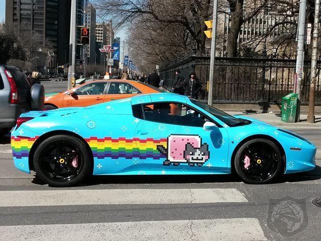 Pop Tart Theme Pisses Off Ferrari Lawyers Send Cease And Desist Letter To Performer Deadmau5 Autospies Auto News