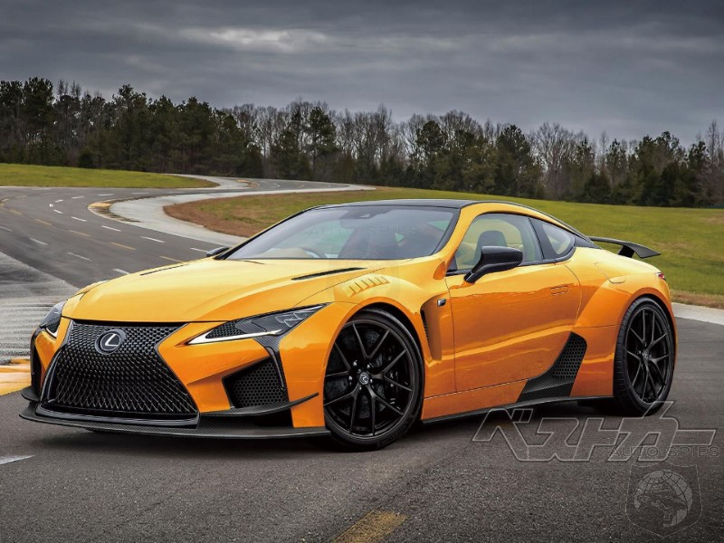 600HP LC500 May Not Surface Untill 2022 - Why Does It Take So Long For Lexus To Do ANYTHING?