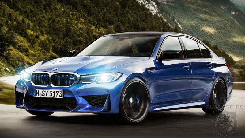 BMW Says The M3 Will Still Come With A Manual Transmission...For Now
