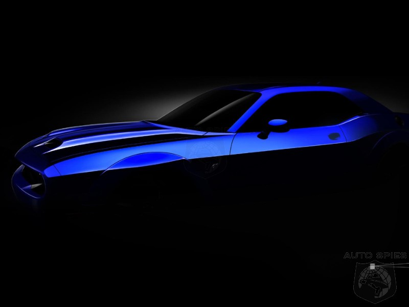 Dodge Teases RED797 Challenger - Is The World Ready For Another 800HP Pony Car?