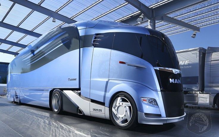 VW And Toyota Form Alliance To Develop Self Driving Semi Trucks