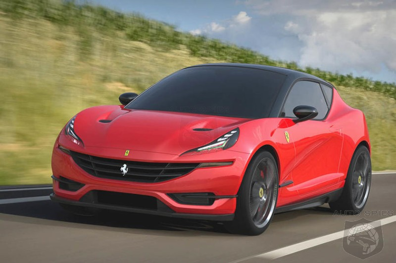 Could A Ferrari Hatchback Be The Next Move After A SUV?