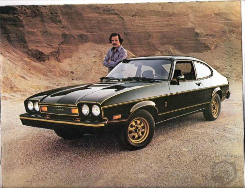 Ford Seeking Business Case To Resurrect the Capri Nameplate - Care To Help Them?