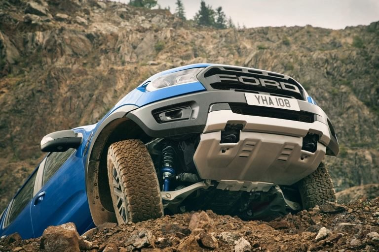 Ford Reveals Euro Ranger Raptor Specs - Are You Impressed Yet?