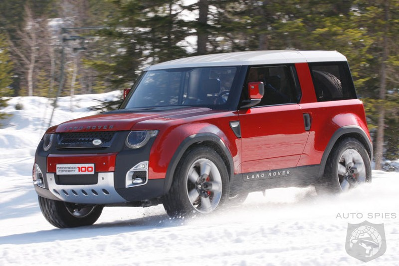 Land Rover Promises A Fresher And More Capable Defender - Who Should Be Worried?