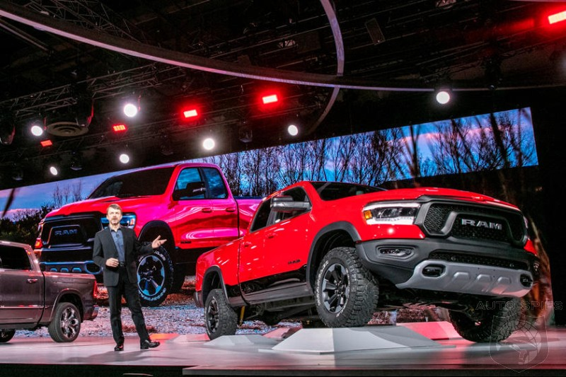 Ram Considers Mexican Assembly Plant To Ramp Up Pickup Production