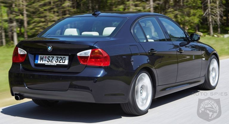 BMW Issues Recall For 3-Series, 5-Series, And Z4 For Fire Risk