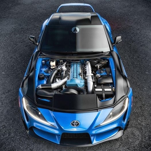 Aftermarket Responds To Purists With Kit To Replace Supra