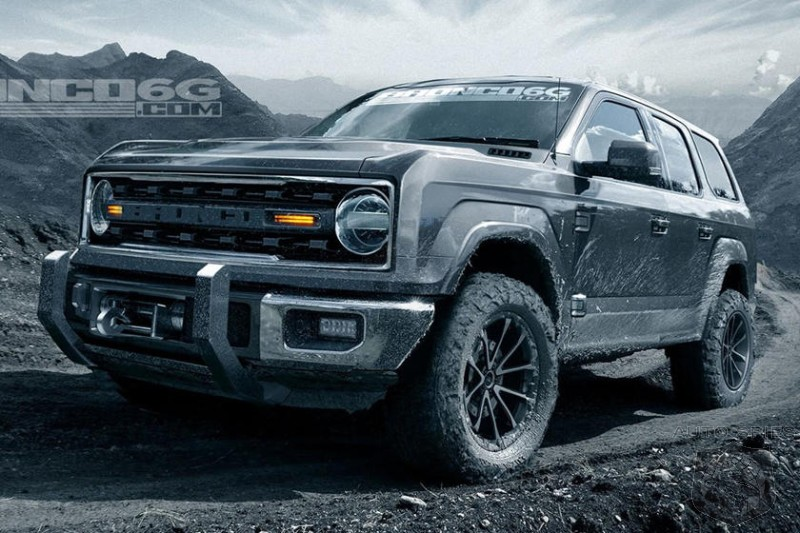 Ford Says 2020 Bronco Will Be A Full Fledged SUV Not A Crossover