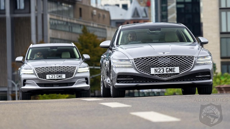 Genesis To Target UK Market This Summer - Who Should Worry?