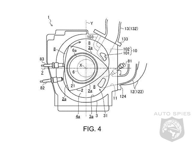 mazda b13 rotary engine diagram