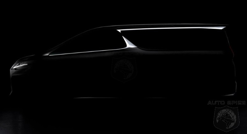 Hitting the Soft Middle: Lexus Is SERIOUS About Launching A Minivan