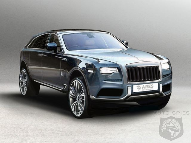 Rolls Royce Says Upcoming Suv Will Be A Capable Off Road