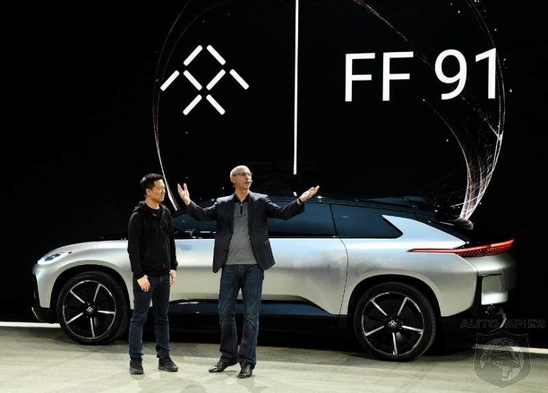 Faraday Future's New CEO Defies Orders To Return To China To Face Regulators
