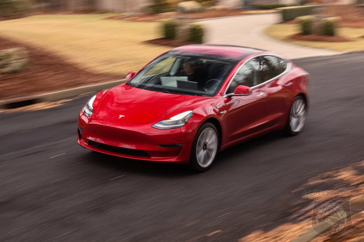 Elon Musk Reports That Model 3 Production To Top 5000 Units Per Week