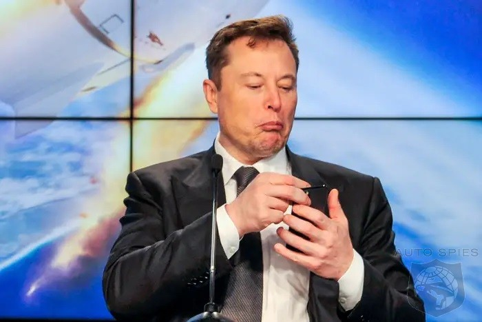Elon Musk Says Tesla Is Interested In Buying Another Automaker