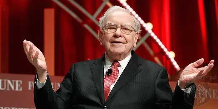 Warren Buffet Rumored To Be Investing In Tesla