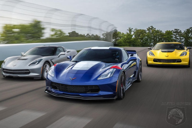 Chevrolet Offers Up To $9,000 OFF Remaining C7 Corvettes