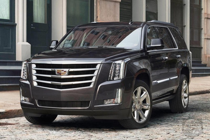 Cadillac Throws $19,000 On The Hood Of 2020 Escalades