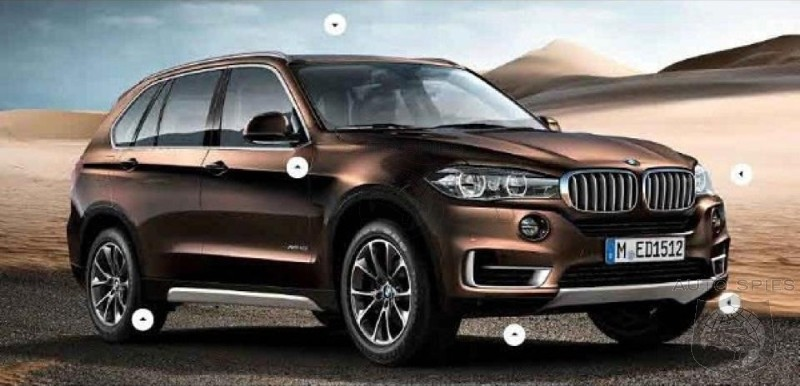 STUD OR DUD?  2014 BMW X5 Shots Slip Out Into The Wild!