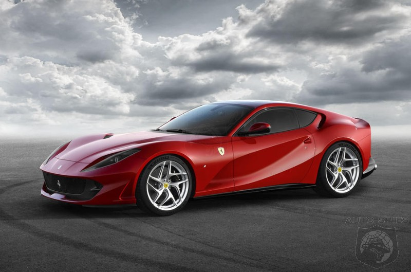 STUD OR DUD? Ferrari Reveals The Most Powerful Production Model Yet - The 789 HP 812 Superfast