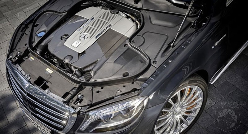 If You Have To Have That Mercedes-AMG V12 You Better Go Get It Before It Is Too Late