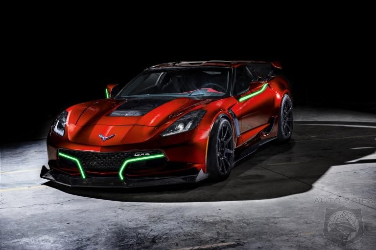 #LAAUTOSHOW: At 220+ MPH Genovation Debuts World's Fastest Street Legal EV