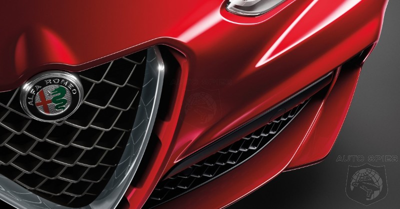 RUMOR MILL: Alfa Romeo Working On New Compact SUV