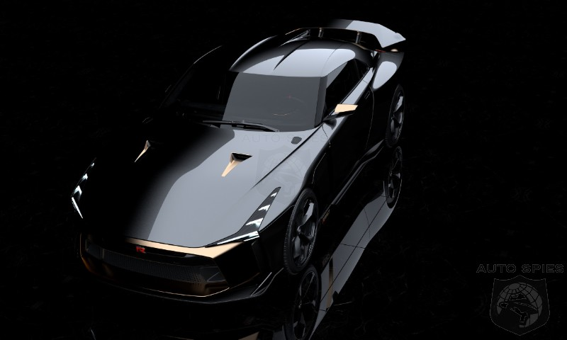 Nissan Says ItalDesign GT-R50 Could Enter Production At $1 Million A Copy