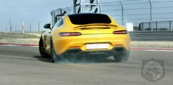 Mercedes Releases Promo Video Of The AMG GT Making Mince Meat Of Circuit of Americas