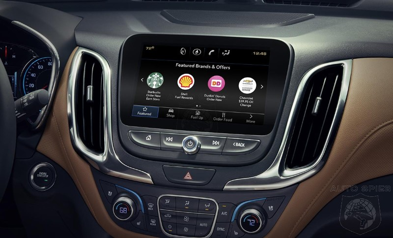 Good Or Bad? GM In-Vehicle App Will Let You Order Your Morning Latte On The Road