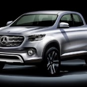 BREAKING Mercedes CONFIRMS First Pickup On The Market By 2020