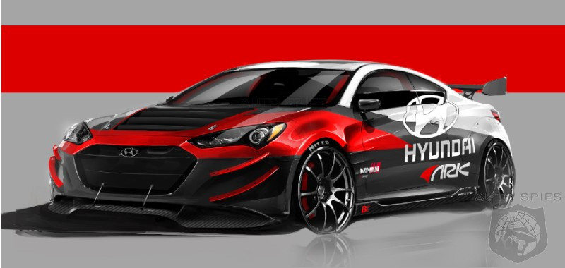 2012 SEMA SHOW: Hyundai To Shake Up SEMA With The ARK Performance Genesis Coupe R-Spec