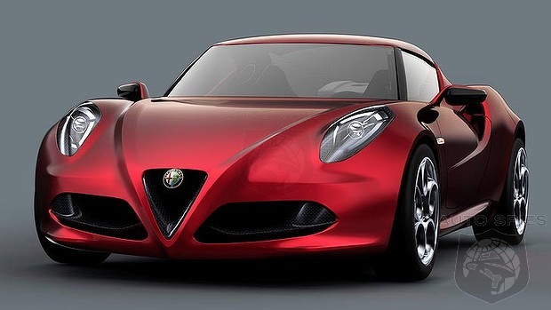 DRIVEN: Alfa Romeo 4C Test Drive - Is It Everything You Hoped It Would Be?