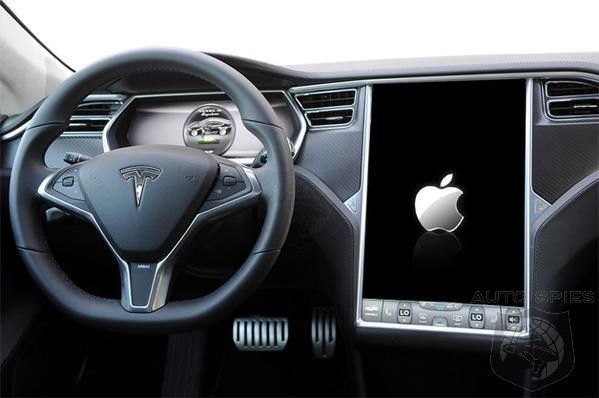 What Would Happen If Apple Controlled Tesla?